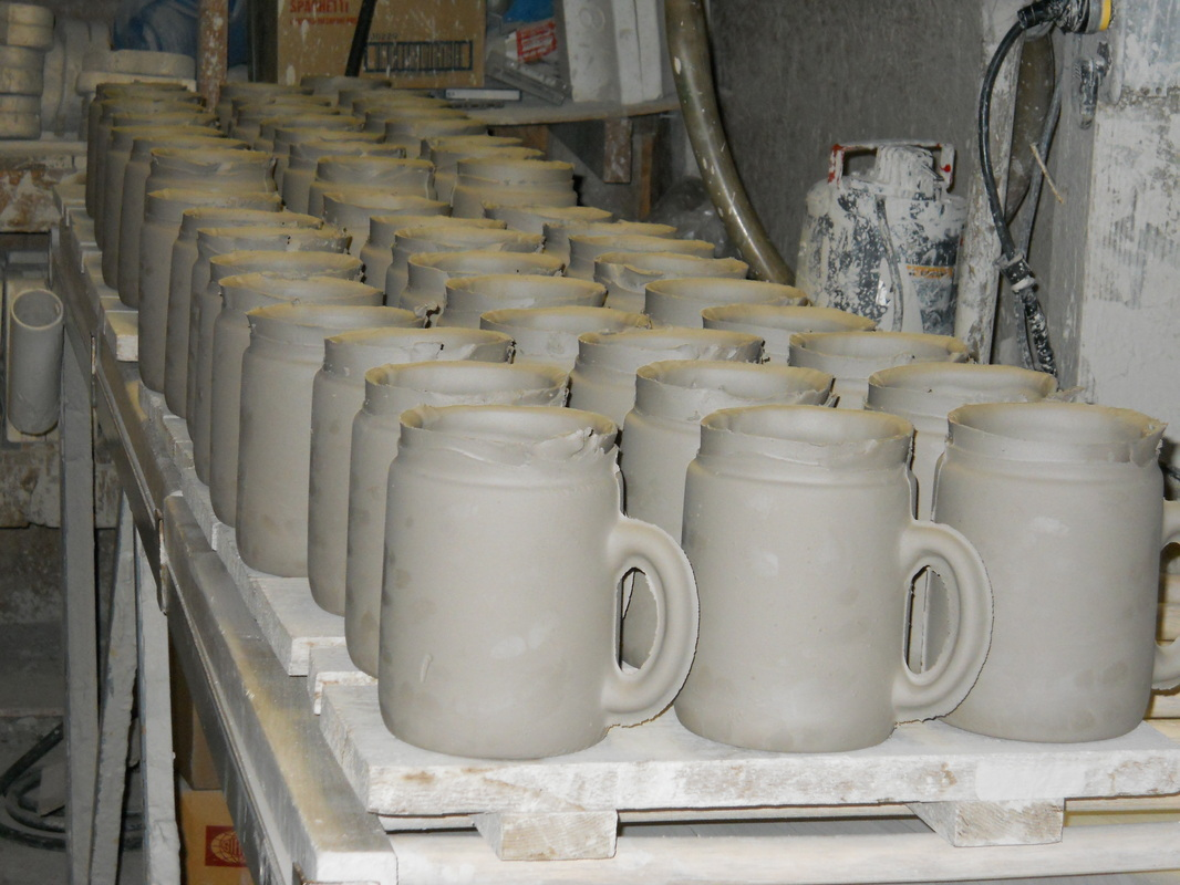 How Its Made - Clay City Pottery Stoneware